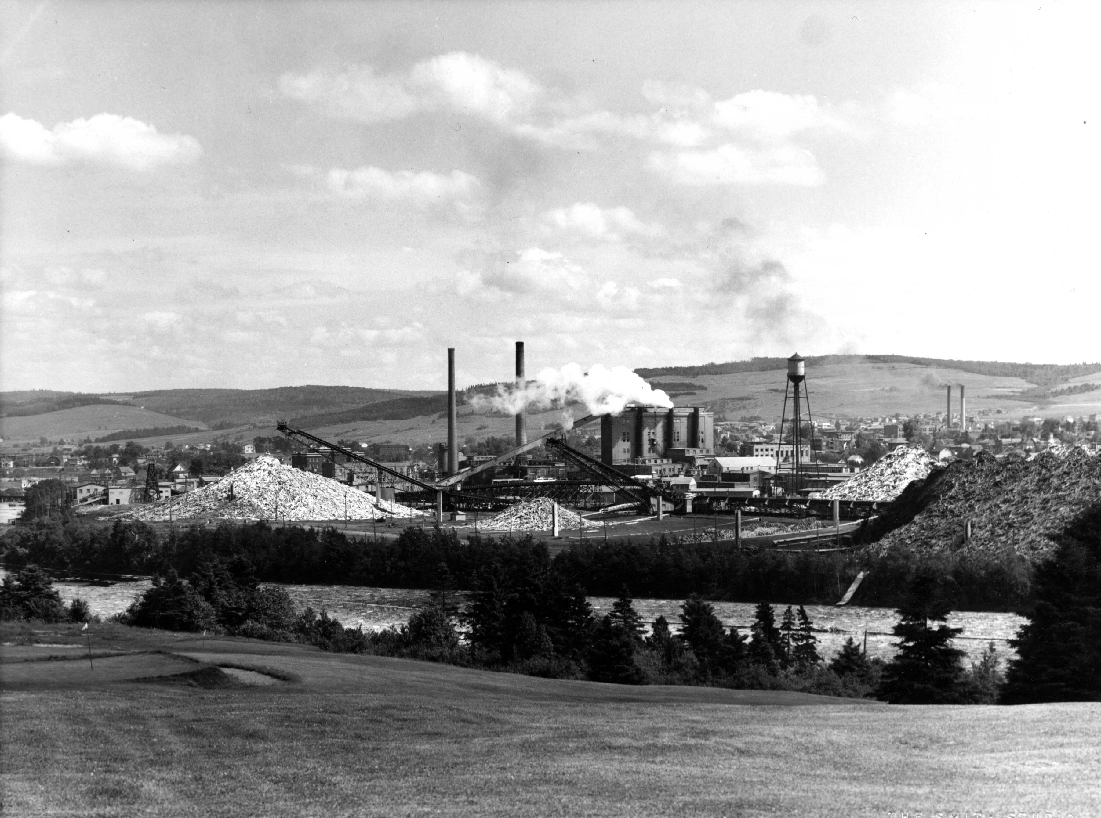 economic history of new brunswick Several decades of economic stagnation reduced new brunswick to a standard of living much lower than the national average national policies served to increase the disparity, as the tariff created and maintained a manufacturing sector in central canada.